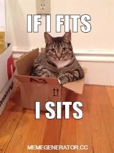 I if i fits i sits