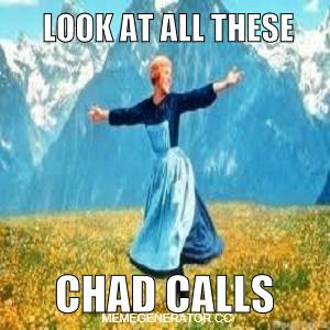 chad calls