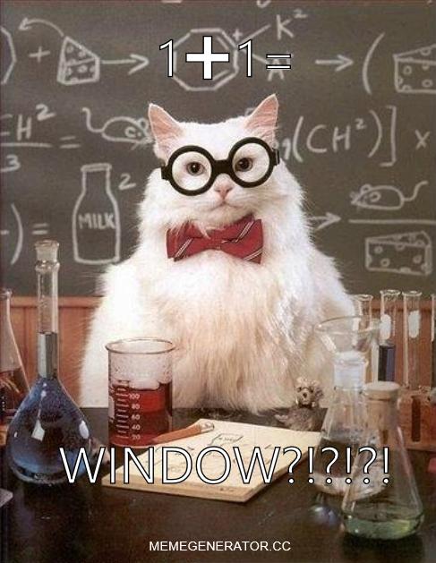 Confused Math Cat Meme Generator