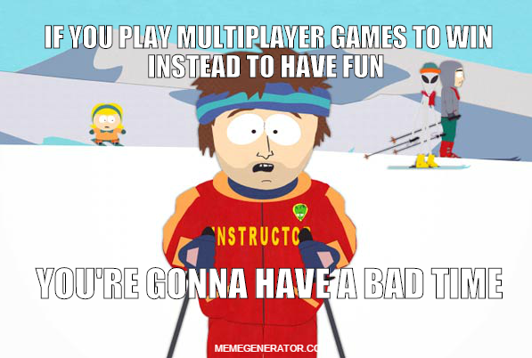 A rule for many multiplayer games